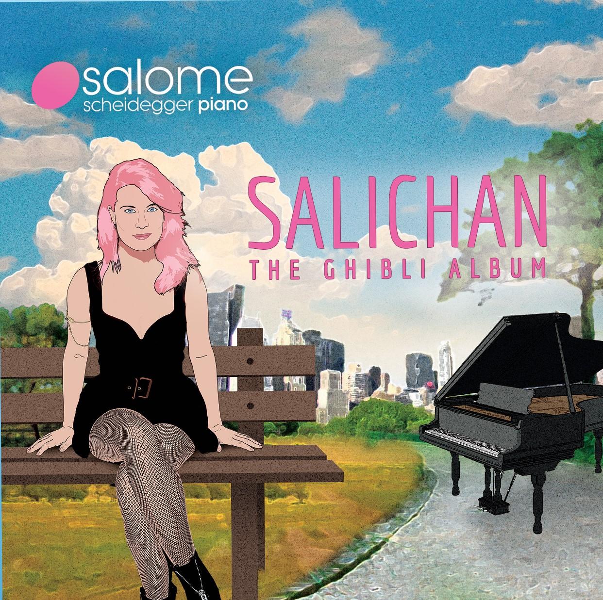Salichan Album