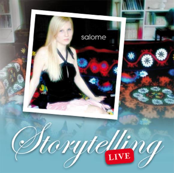 Storytelling Cover