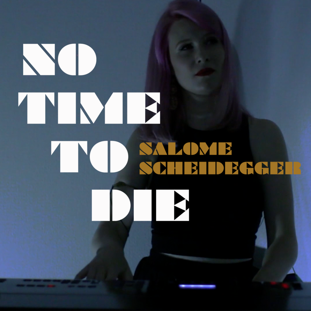 NO TIME TO DIE release pic